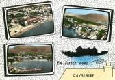 "83 Var / CPSM FRANCE 83 ""Cavalaire"""