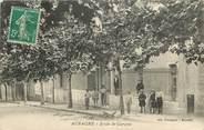 """13 Bouch Du Rhone CPA FRANCE 13 """"Aubagne, Ecole de Garçons"""""""