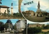 """69 RhÔne / CPSM FRANCE 69 """"Saint Priest, Mions"""""""