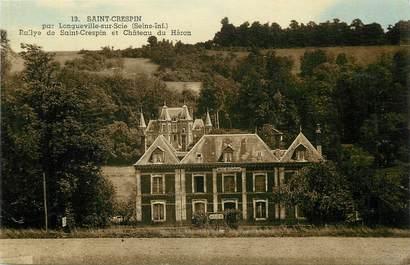 """/ CPA FRANCE 76 """"Saint Crespin par Longueville sur Scie"""""""