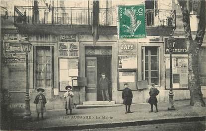 """CPA FRANCE 13 """"Aubagne, La Mairie"""""""