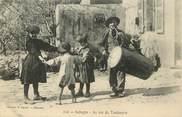"""13 Bouch Du Rhone CPA FRANCE 13 """"Aubagne, le tambourinaire"""""""
