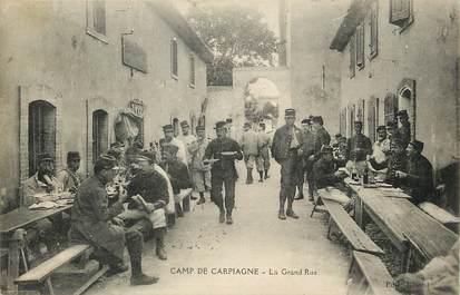 "CPA FRANCE 13 ""Camp de Carpiagne"""