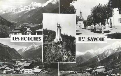 "/ CPSM FRANCE 74 ""Les Houches"""