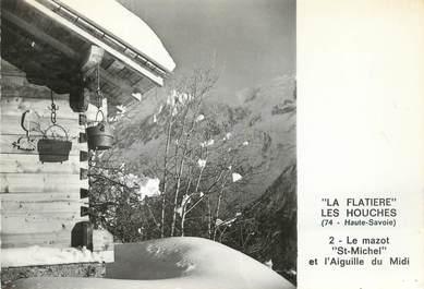 """/ CPSM FRANCE 74 """"Les Houches, La Flatière"""""""