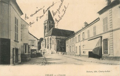 """/ CPA FRANCE 94 """"Thiais, l'église"""""""