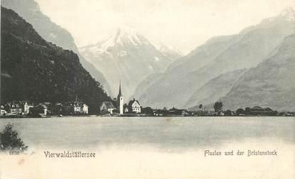 """CPA  SUISSE   """"Vierwaldstättersee"""""""