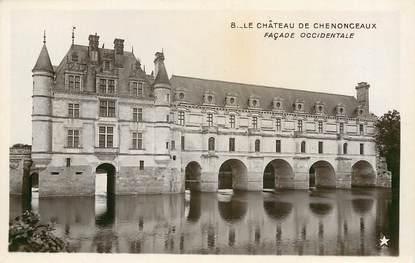 """CPA FRANCE 37 """"Le Chateau de Chenonceaux"""""""