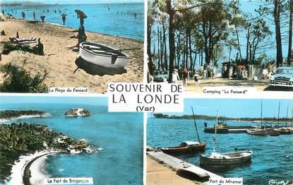 """/ CPSM FRANCE 83 """"Souvenir de La Londe"""""""