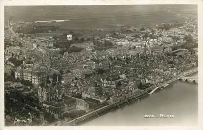 """CPA FRANCE 41 """"Blois, vue aérienne"""""""