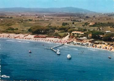 """/ CPSM FRANCE 83 """"Ramatuelle, la plage de Pampelonne"""""""