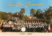 """83 Var / CPSM FRANCE 83 """"Six Fours La Plage, la Six Fournaise, Maison de la musique"""""""