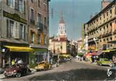 "01 Ain / CPSM FRANCE 01 ""Bourg, la rue Alsace Lorraine"" / COMMERCE"