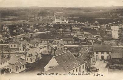 """/ CPA FRANCE 95 """"Goussainville, vue générale"""""""