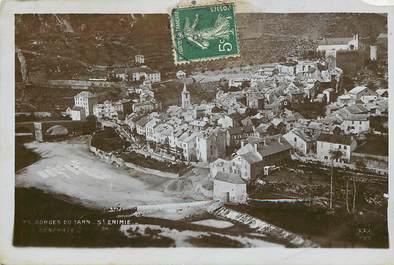 """CPSM FRANCE 48 """"Saint Enimie, les gorges du Tarn"""""""