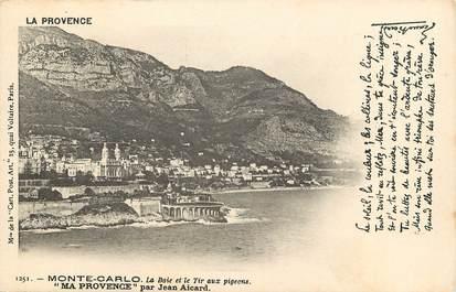 CPA MONACO / Monte Carlo