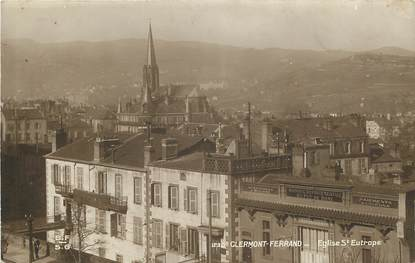 """CPA FRANCE 63 """"Clermont Ferrand"""""""