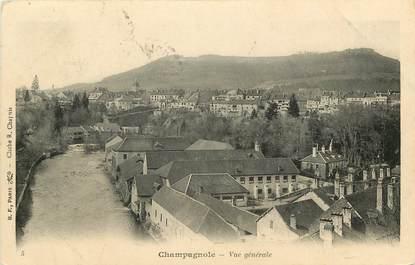 """CPA FRANCE 39 """"Champagnole, vue générale"""""""