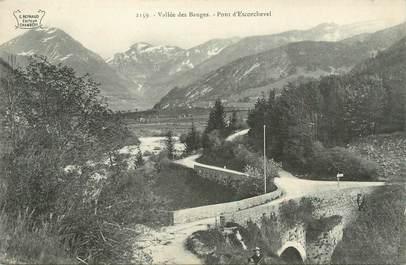 """/ CPA FRANCE 73 """"Vallée des Bauges, pont d'Escorchevel"""""""