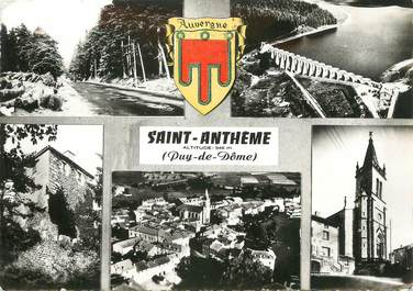 "/ CPSM FRANCE 63 ""Saint Anthème"""