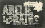 """66 PyrÉnÉe Orientale CPA FRANCE 66 """"Souvenir d'Amélie les Bains"""""""