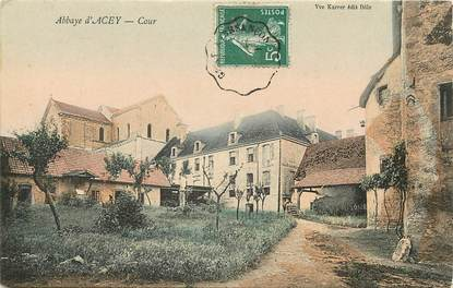"CPA FRANCE 39 ""Abbaye d'Acey"""