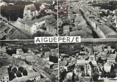 """63 Puy De DÔme / CPSM FRANCE 63 """"Aigueperse, vue générale"""""""