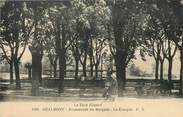 "81 Tarn / CPA FRANCE 81 ""Réalmont, promenade du bosquet"" / Le Tarn Illustré"