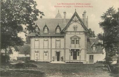 """/ CPA FRANCE 61 """"Environs de Laigle, château de Bois Heux"""""""