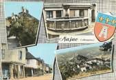 "12 Aveyron / CPSM FRANCE 12 ""Souvenir de Najac"""