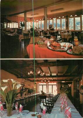 "/ CPSM FRANCE 12 ""Saint Sernin, hôtel de France"""
