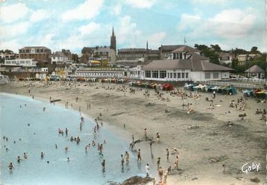 """/ CPSM FRANCE 22 """"Saint Quay Portrieux, la plage"""""""