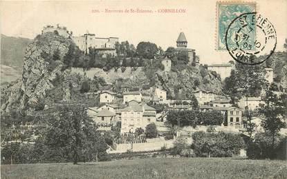 """CPA FRANCE 42 """"Env. de Saint Etienne, Cornillon"""""""