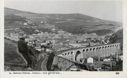 "/ CPSM FRANCE 69 ""Tarare, viaduc"""