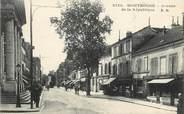 """92 Haut De Seine / CPA FRANCE 92 """"Montrouge, avenue de la république"""""""