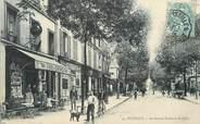 """92 Haut De Seine / CPA FRANCE 92 """"Puteaux, Bld Richard Wallace"""""""