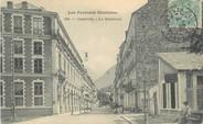 """65 Haute PyrÉnÉe / CPA FRANCE 65 """"Cauterets, le boulevard"""""""