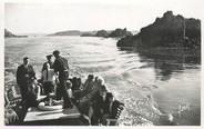 """22 Cote D'armor / CPSM FRANCE 22 """"Ile de Bréhat, croisière autour de l'île"""""""