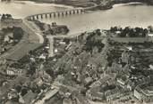"""35 Ille Et Vilaine / CPSM FRANCE 35 """"Saint Briac sur Mer, le centre, le pont du Frémur et vue sur Lancieux"""""""