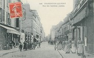 """94 Val De Marne / CPA FRANCE 94 """"Charenton le Pont, rue des carrières"""""""