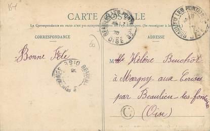 Cpa france 60 ognolles le pav le l gendaire pav d for Liste communes oise