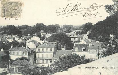 "/ CPA FRANCE 78 ""Bougival, panorama"""