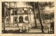 "33 Gironde CPA FRANCE 33 ""Pilat Plage, bassin d'Arcachon, Hotel de la Corniche"""
