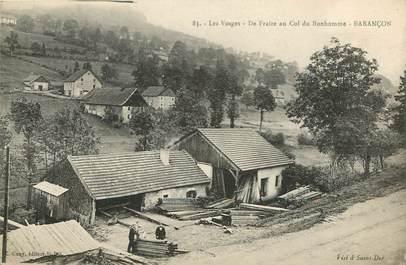 """CPA FRANCE 88 """"de Fraize au Col du Bonhomme, Barançon"""""""