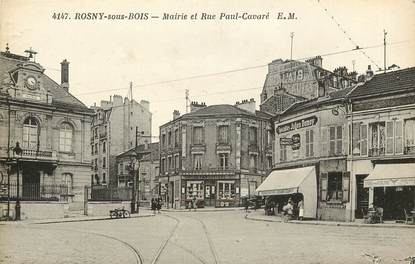 "CPA FRANCE 93 ""Rosny sous Bois"""