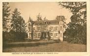 """61 Orne CPA FRANCE 61 """"Chateau de Bauvais par Saint Germain du Corbeis"""""""