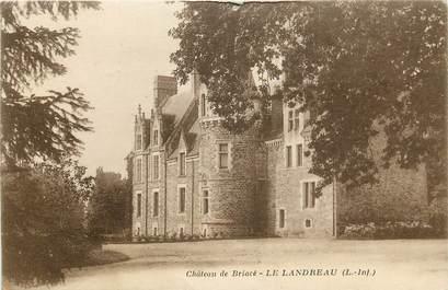 """CPA FRANCE 44 """"Chateau de Briacé, le Landreau"""""""