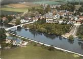 """60 Oise / CPSM FRANCE 60 """"Rethondes, pont sur l'Aisne et bourg"""""""