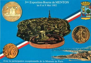 "/ CPSM FRANCE 06 ""Menton, exposition de Menton"""