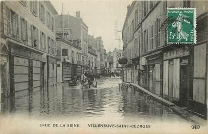 """CPA FRANCE 94 """"Villeneuve Saint Georges"""""""